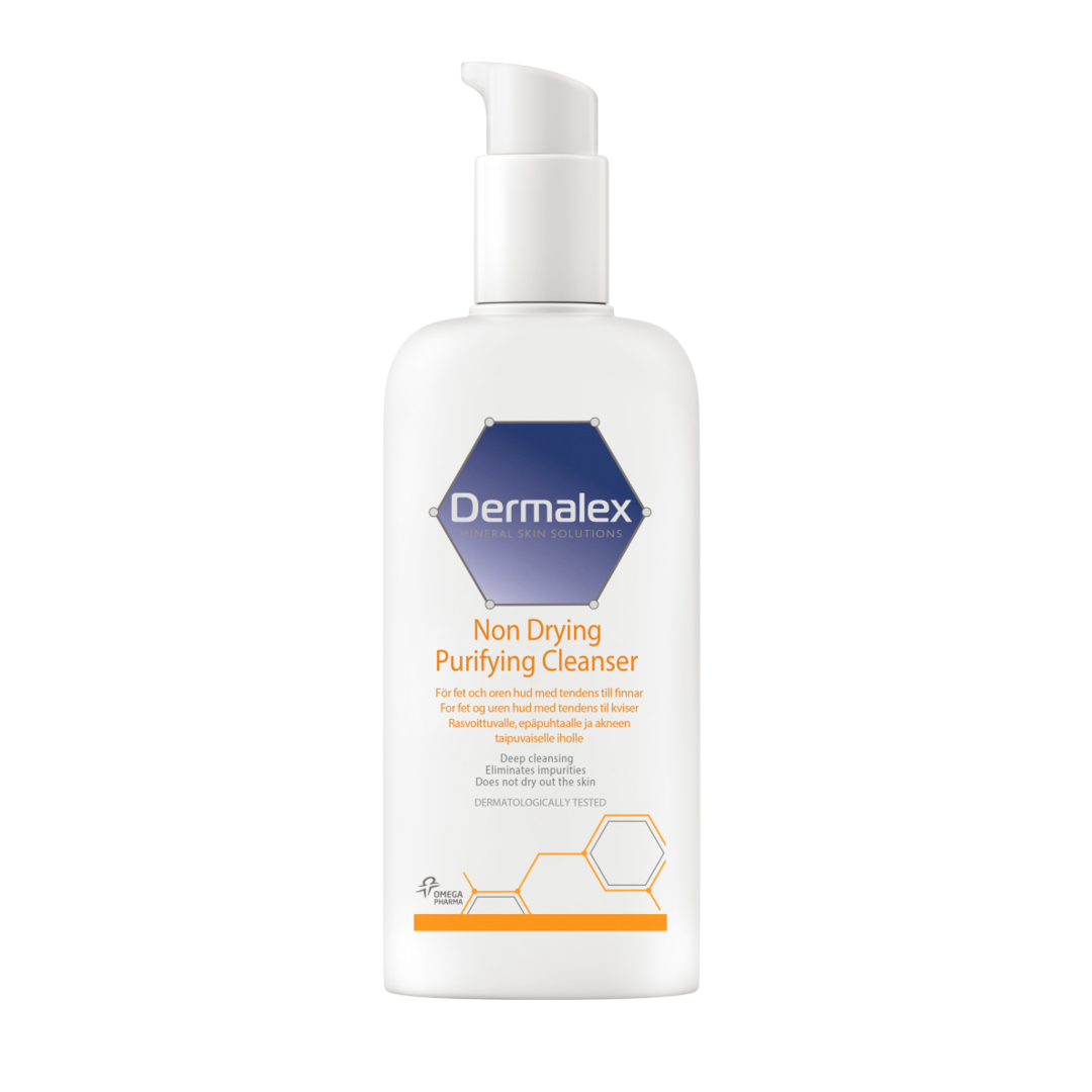 dermalex non drying purifying cleanser